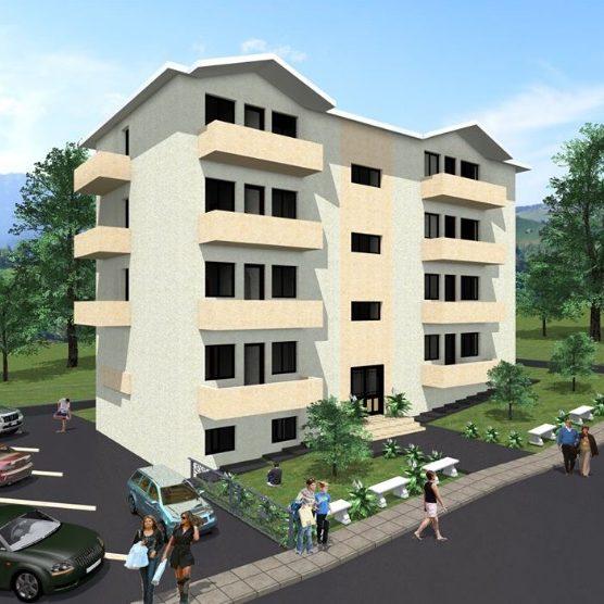 Gradena Residence proiect rezidential