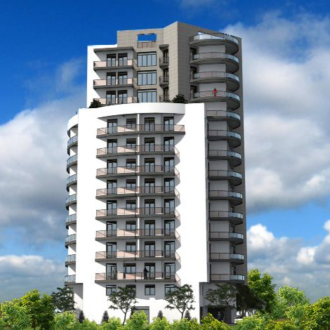 Lazar Residence, proiect rezidential