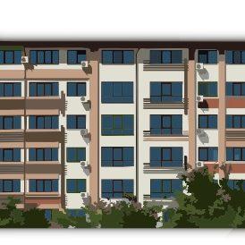 Regal Residence, proiect rezidential
