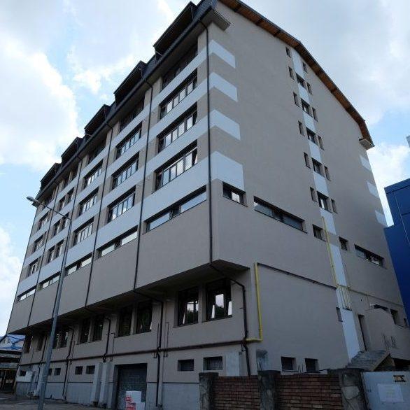 Vasile Lupu Residence exterior