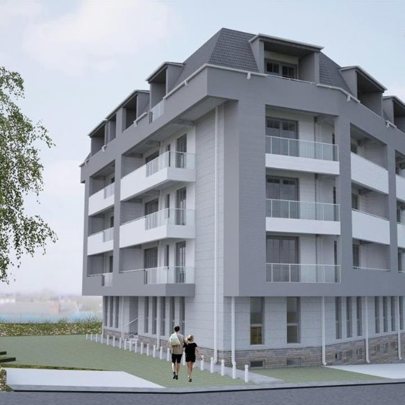 Expo Residence, complex rezidential 1