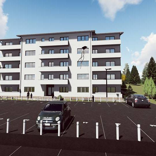 Smart Apartments parcare